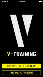 V-Training - náhled