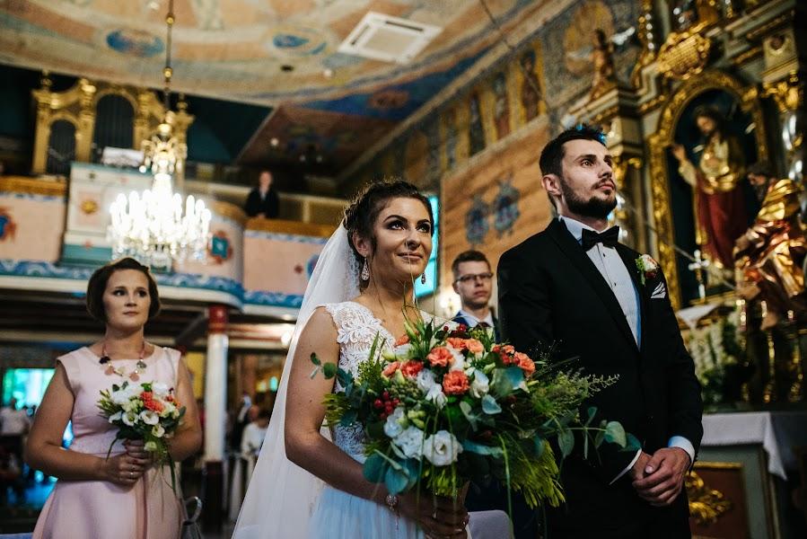 Hochzeitsfotograf Łukasz Ożóg (lukaszozog). Foto vom 22.01.2019