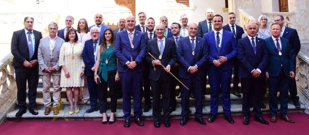 Corporación Provincial para la legislatura 2019-2023