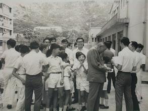 Photo: 宗教活動(避靜)