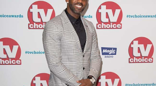Richard Blackwood leaves Dancing On Ice