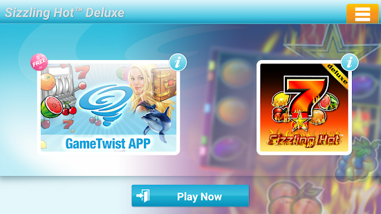 Sizzling Hot™ Deluxe Slot- screenshot thumbnail