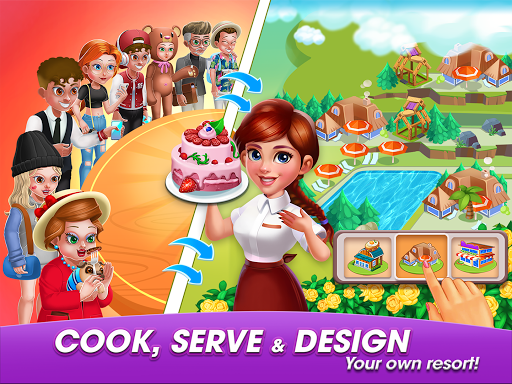 Cooking World: Casual Cooking Games of my cafe' filehippodl screenshot 17