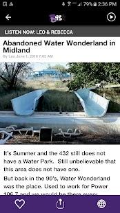 B93 - Midland Urban Radio (KZBT & KGEE) - náhled