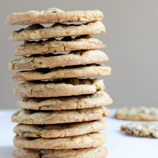 Chewy Potato Chip Chocolate Chip Cookies