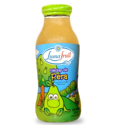 jugo lumafruit pera 250ml