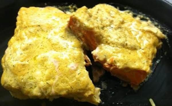 Daddy's Bbq Dijon Salmon Recipe