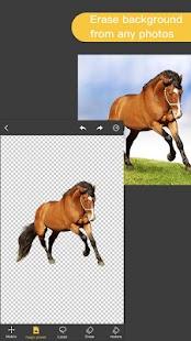 Knockout-Background Eraser & Mix Photo Editor Screenshot