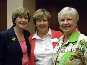 Photo: Barbara Mize, DIanne McDowell, Ann Barr