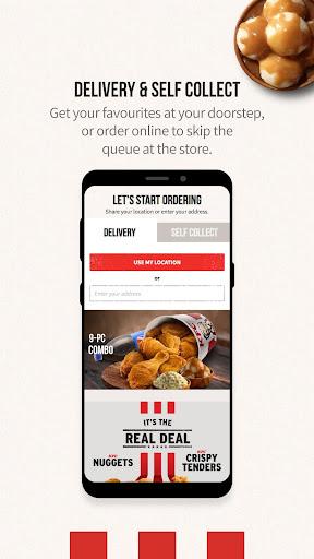 KFC Malaysia 1.4.4 screenshots 1