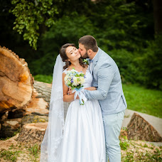 Wedding photographer Irina Kuzishin (tarasiryna). Photo of 14.08.2017