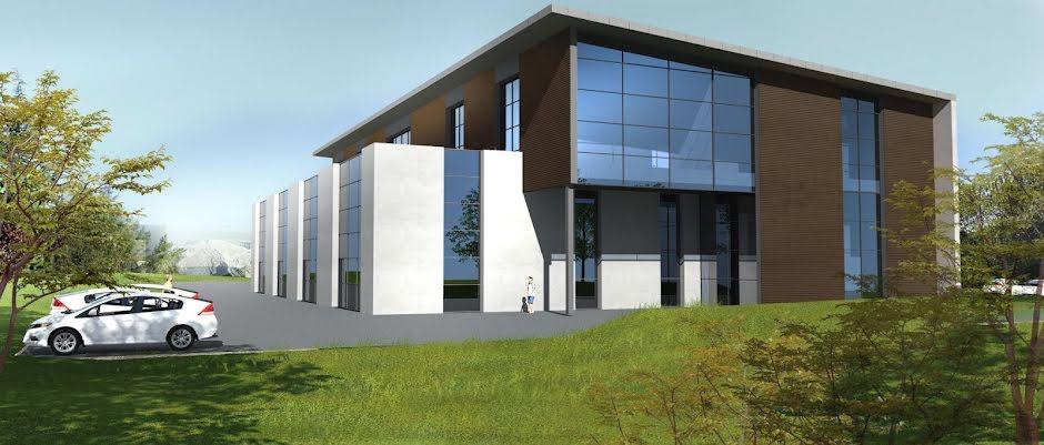 Vente locaux professionnels  93.69 m² à Allonzier-la-Caille (74350), 220 546 €