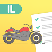 Illinois DMV IL Motorcycle License knowledge test