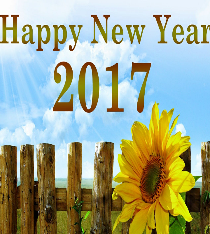 happy new year poster download