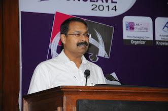 Photo: Sandeep Bhargava, Managing Director, Kumar Printers