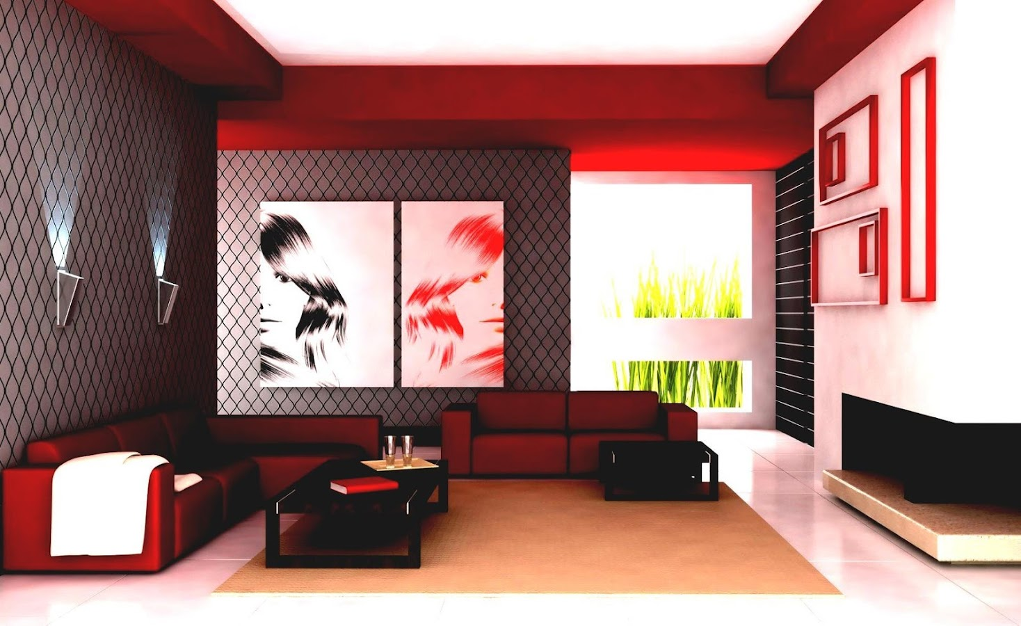 House interior design hall - Planner 3d Interior Design Screenshot