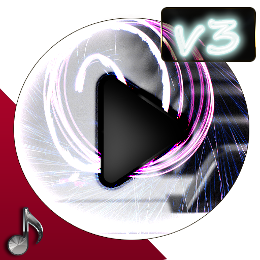 Poweramp skin neon v3 APK Cracked Free Download | Cracked