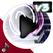 App Icon for Poweramp skin neon v3 App in United States Play Store