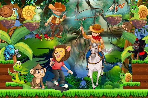 Subway Castle Jungle Running screenshot 1