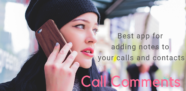 Call Comments - add comments to call logs