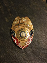 Photo: Roanoke County Police, Millennium Badge