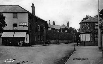 Photo: Wateringbury Cross Roads