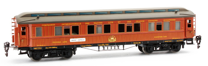 Photo: CIWL Sleeping Car no. 2443 A
