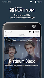 Turkcell Platinum Screenshot