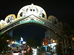 Photo: Yogyakarta, Indonesia.  Enero 2014.