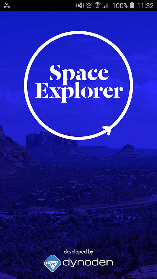 Space Explorer- screenshot