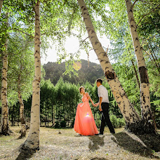 Wedding photographer Rustam Bayazidinov (bayazidinov). Photo of 19.08.2017