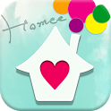 Homee launcher - cuter/kawaii icon