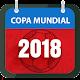 Calendario de la Copa Mundial 2018