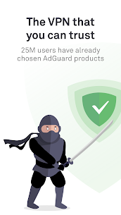 AdGuard VPN — Fast & secure, unlimited protection 1