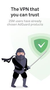 AdGuard VPN Screenshot
