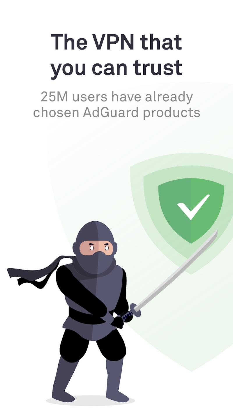 AdGuard VPN v1.0.155 [Unlocked] [Latest]