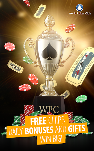 Poker Games: World Poker Club screenshot 9