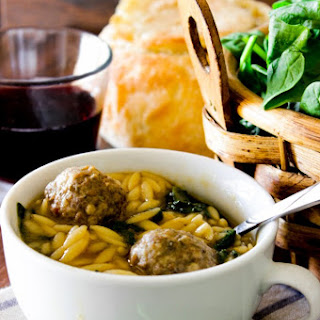 Italian Wedding Soup With Spinach And Meatballs Recipes