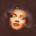 Eyes Shut Marilyn