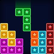 Glow Block Puzzle Game 2018