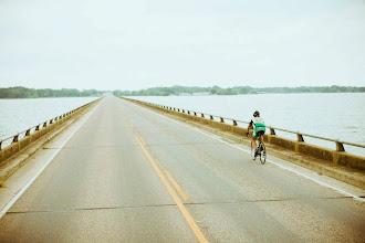 Photo: Bridging the gap. #counts