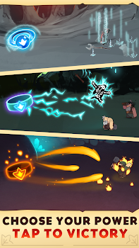 Almost a Hero - RPG Clicker Game with Upgrades