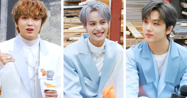 Nct Haechan Yangyang And Jisung Reveal The Best And Hardest Parts Of Being Maknaes Koreaboo