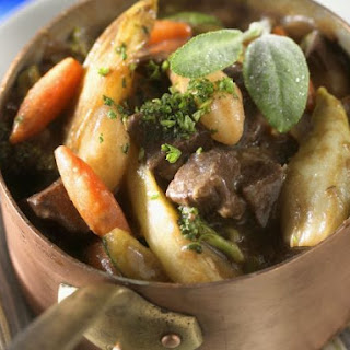 Braised Beef and Vegetables Recipe