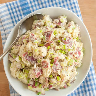 How To Make the Best Classic Potato Salad.