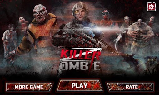 Zombie Killing – Call of Killers MOD APK (Unlimited Money) 3