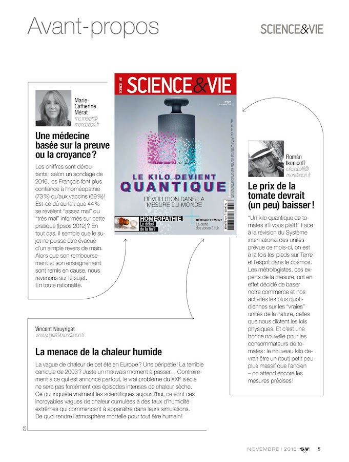Science & Vie- screenshot