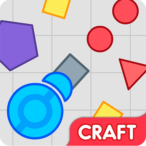 Diep.io Craft - Fast Tank War 動作 App LOGO-APP開箱王