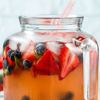 Perfect Fruity Iced Tea Recipe