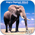 Angry Elephant Attack icon